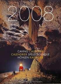 Calendrier spéléologique 2008