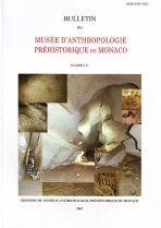 Bulletin du Musée d'anthropologie préhistorique de Monaco N°47
