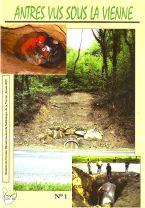 Antres vus sous la Vienne - N°1 2007