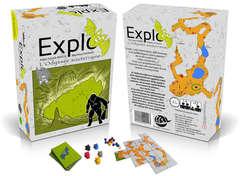 Explo, le jeu de société