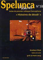 Spelunca Mémoire N°38