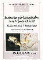 Recherches pluridisciplinaires dans la grotte Chauvet
