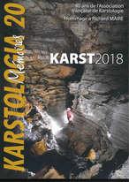 Karstologia Mémoire n°20 KARST 2018