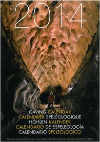 Calendrier spéléologique 2014