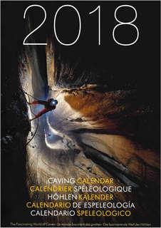 Calendrier spéléologique 2018
