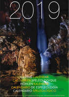 Calendrier spéléologique 2019